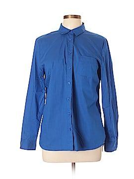 Apt. 9 Long Sleeve Button-Down Shirt Size L
