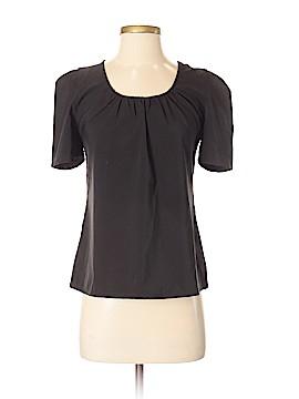 Sparkle & Fade Short Sleeve Blouse Size XS