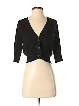 Maggy London Silk Cardigan Size XL