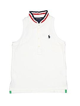 Ralph Lauren Sleeveless Polo Size 5