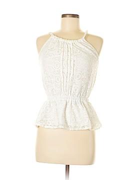 Nicole Miller Sleeveless Blouse Size S