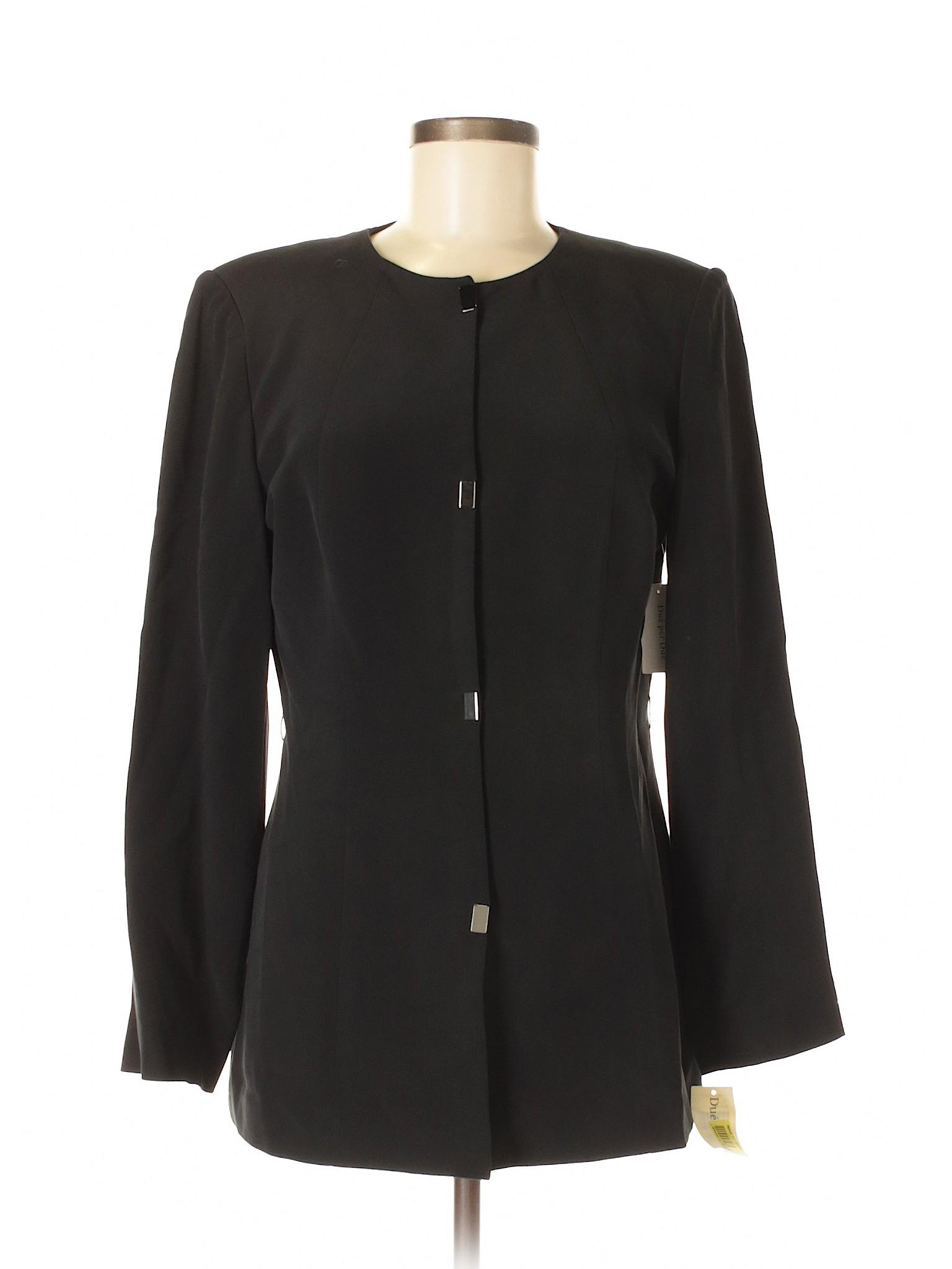 Due Winter Silk Blazer Per Leisure gH5wqSn
