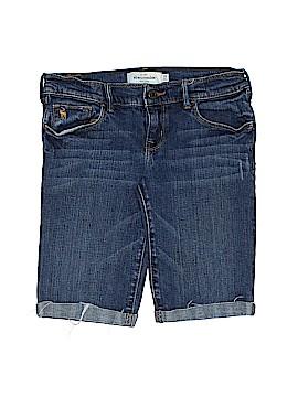 Abercrombie & Fitch Denim Shorts Size 16
