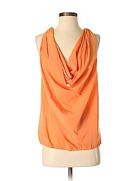 Moda International Sleeveless Blouse Size L