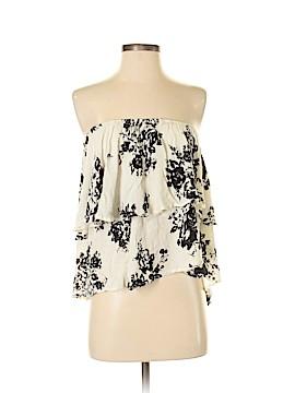 Lulu's Short Sleeve Blouse Size M