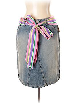 Dylan Denim Skirt Size L