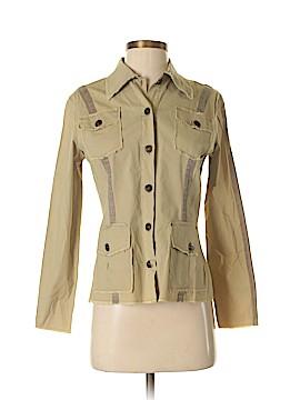 XCVI Long Sleeve Button-Down Shirt Size S