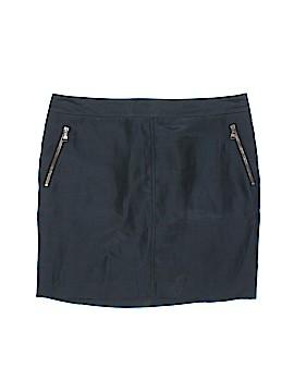 Costume National Silk Skirt Size 42 (IT)