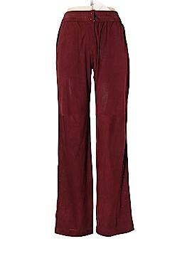 Isabel Marant Leather Pants Size 40 (FR)