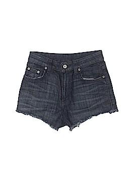 Car Mar Denim Shorts 23 Waist