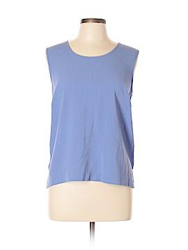 Draper's & Damon's Sleeveless Blouse Size XL (Petite)