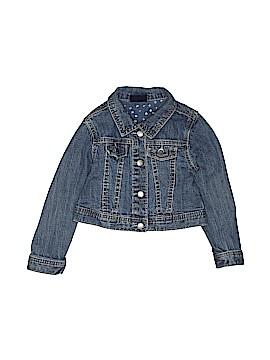 OshKosh B'gosh Denim Jacket Size 4T