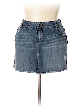 Apt. 9 Denim Skirt Size 16