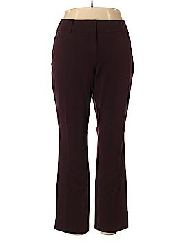 7th Avenue Design Studio New York & Company Dress Pants Size 14
