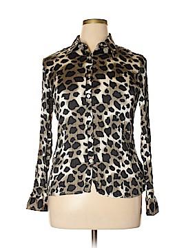 Dana Buchman Long Sleeve Blouse Size 14