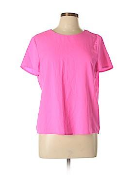 Esley Short Sleeve Blouse Size L