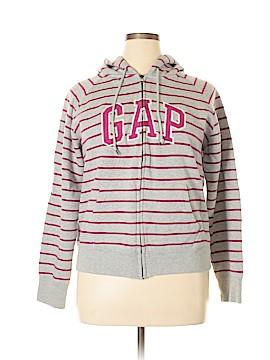 Gap Zip Up Hoodie Size XL