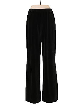 St. John Sport Velour Pants Size P