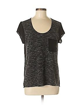 Lou & Grey Short Sleeve Blouse Size S