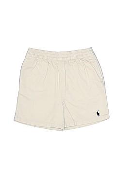 Polo by Ralph Lauren Khaki Shorts Size 18 mo