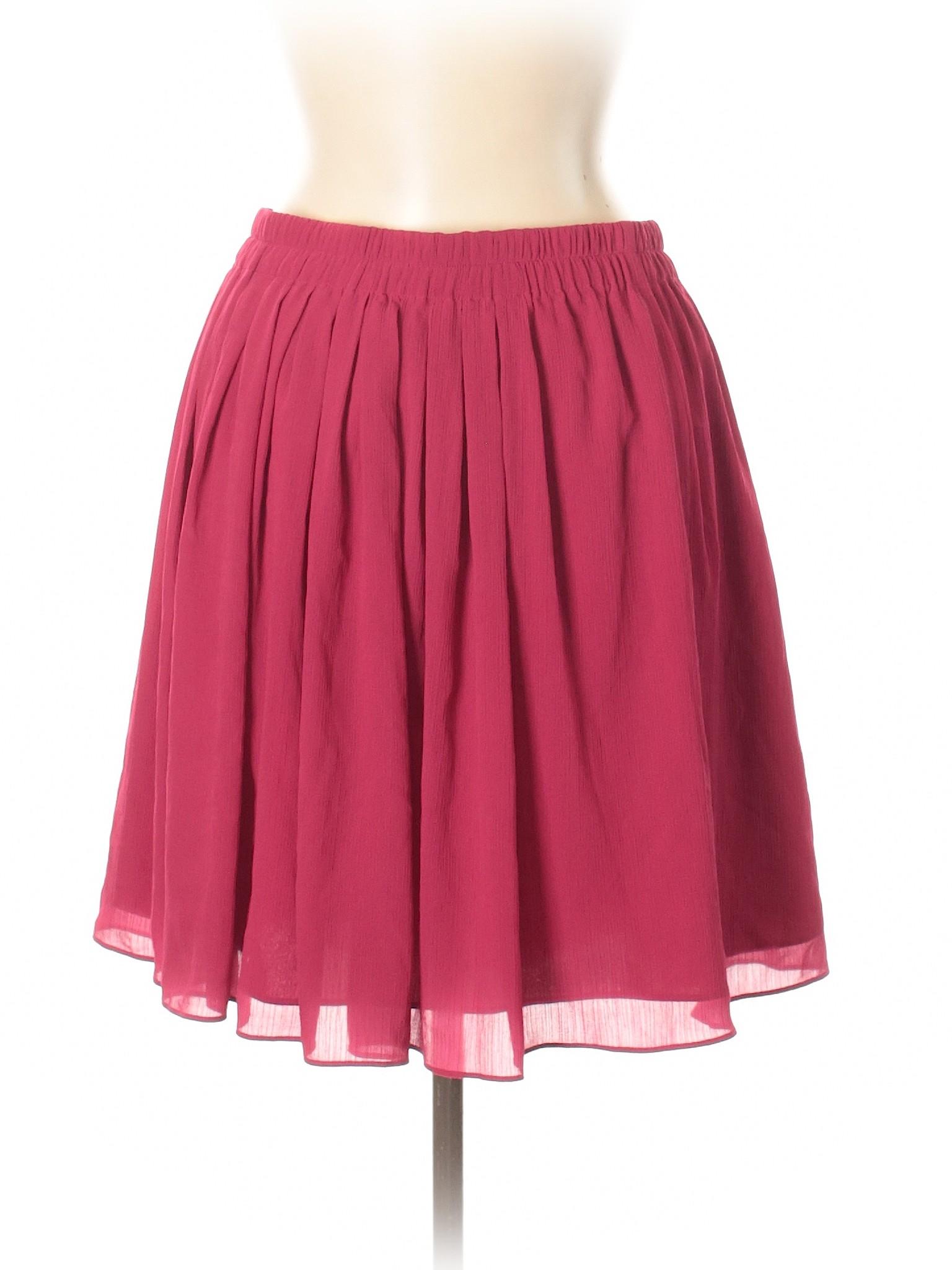 leisure Skirt LOFT Boutique Casual Ann Taylor dXq0U