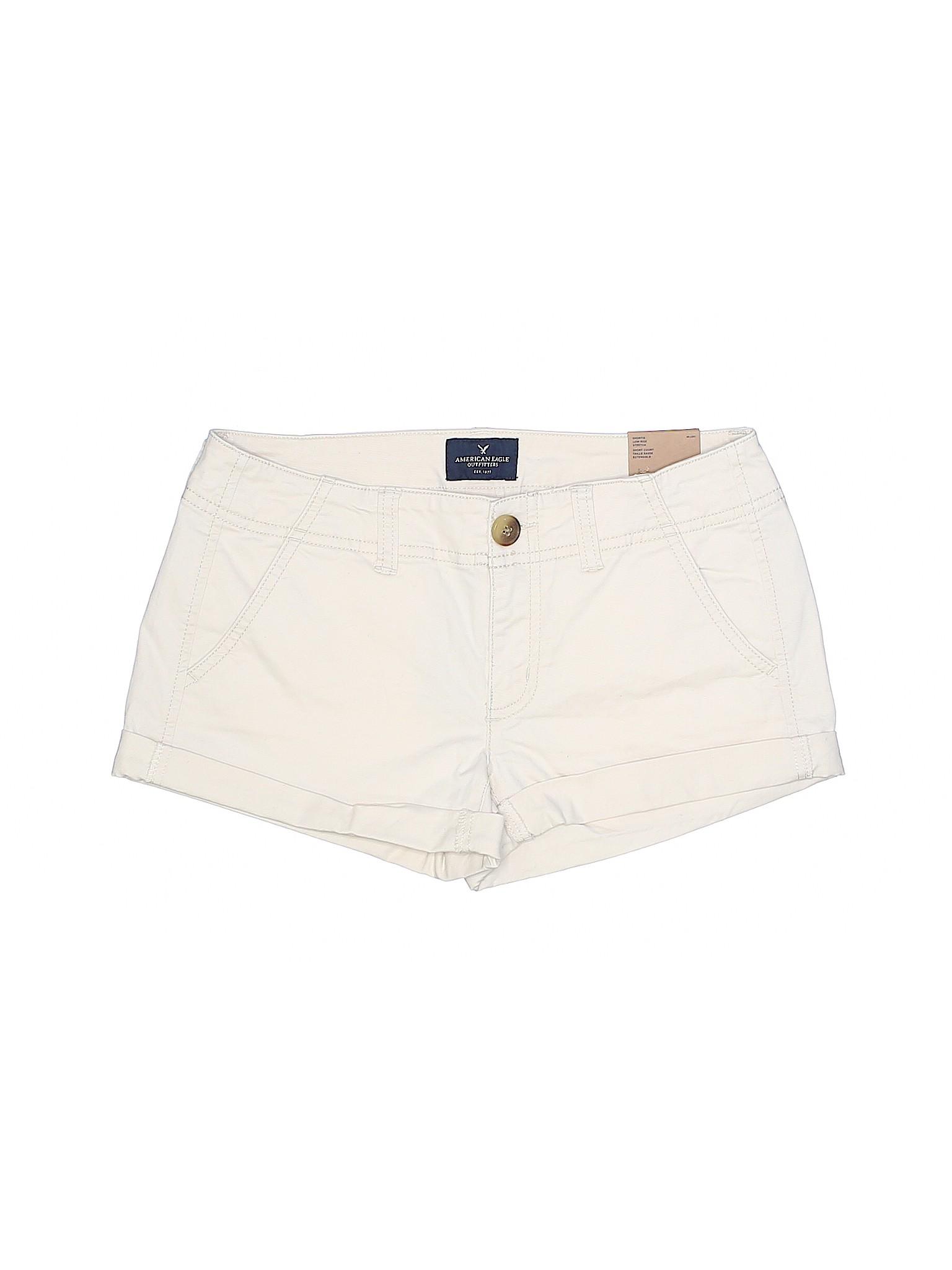 Khaki Eagle Outfitters Boutique American Shorts qn07wPOA