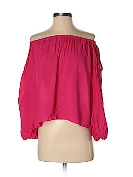 Elan 3/4 Sleeve Blouse One Size