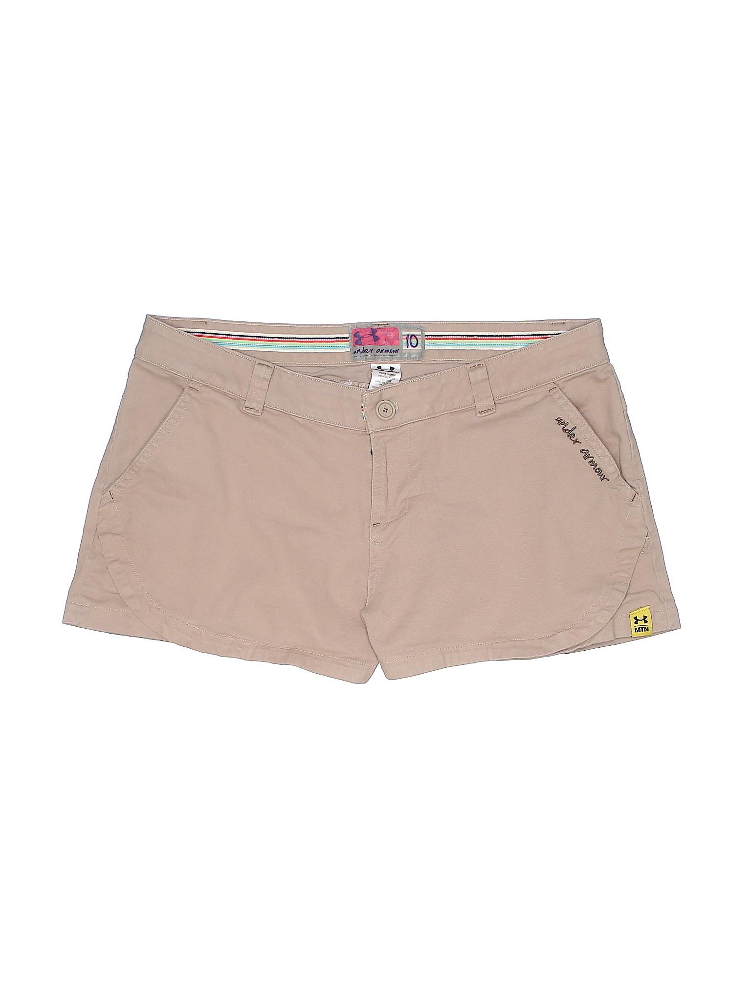 Shorts Under Khaki Armour Under Boutique Armour Boutique Shorts Khaki R8PxXq