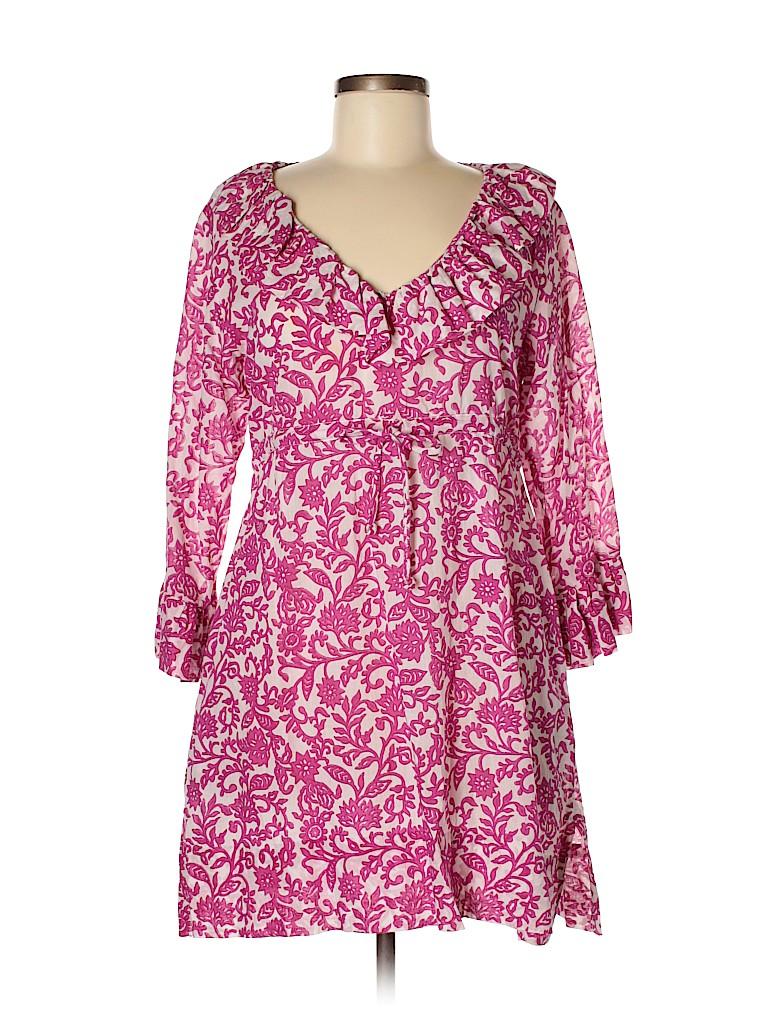 Gretchen Scott Designs Women Casual Dress Size M