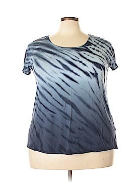 Calvin Klein Short Sleeve T-Shirt Size 2X (Plus)