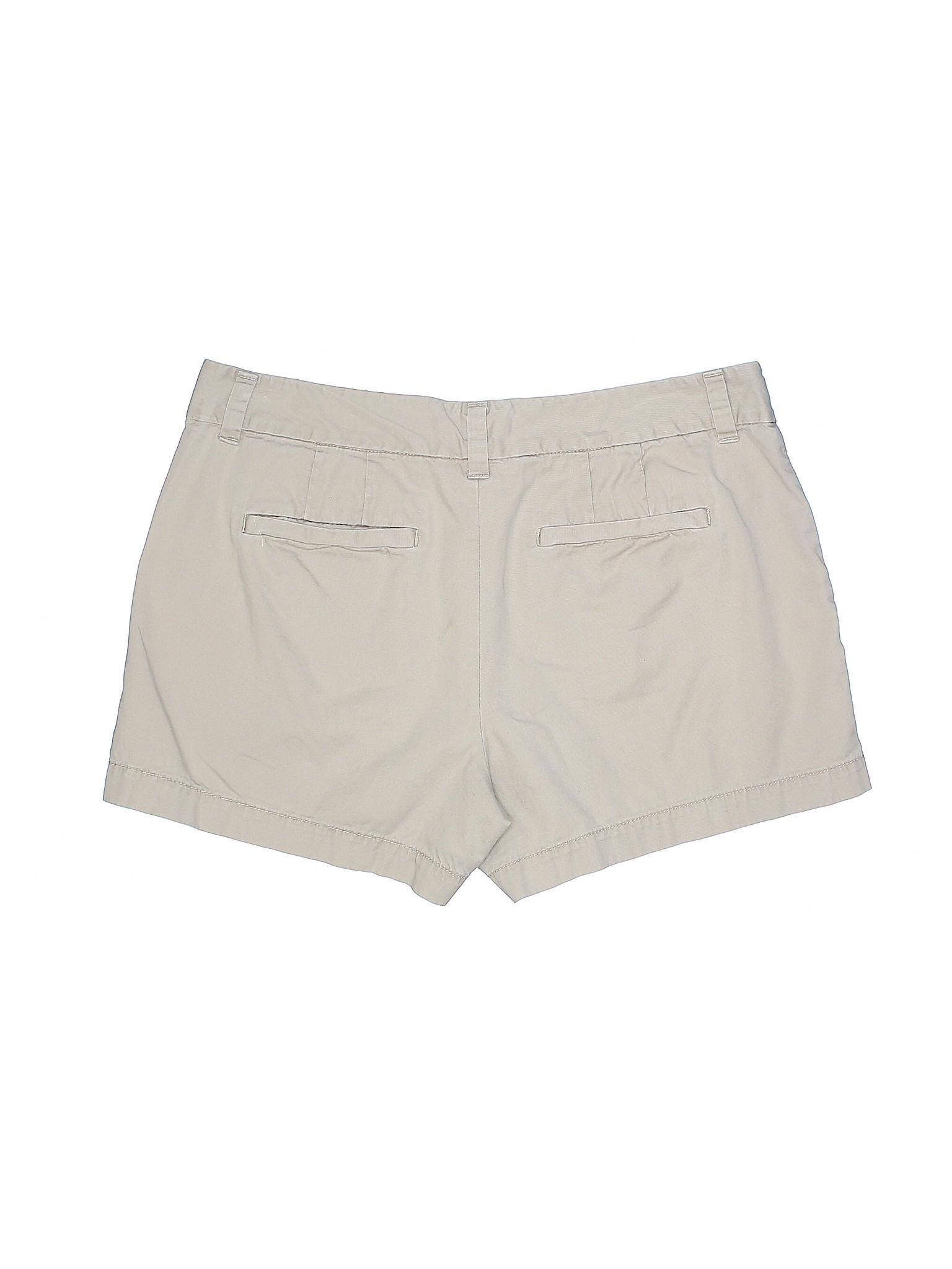 Leisure Khaki Loft Ann Winter Shorts Taylor xwHxC7