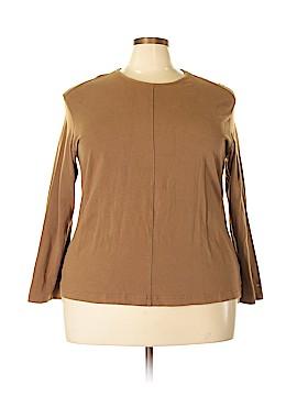 Columbia Long Sleeve T-Shirt Size 3X (Plus)