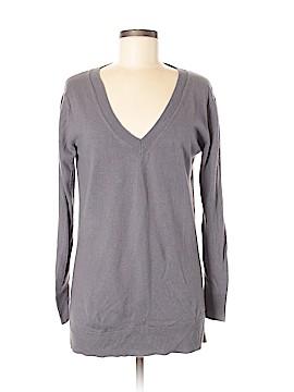 Moda International Silk Pullover Sweater Size M
