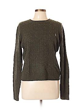 Ralph Lauren Sport Wool Pullover Sweater Size XL