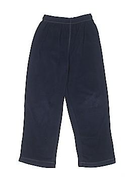 L.L.Bean Fleece Pants Size 7