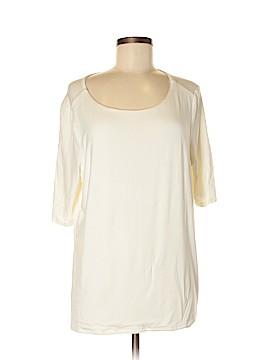 Grace Elements Short Sleeve Top Size 0X (Plus)