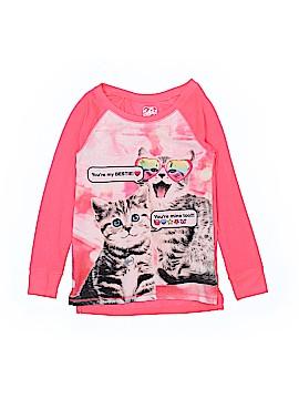 Justice Sweatshirt Size 7