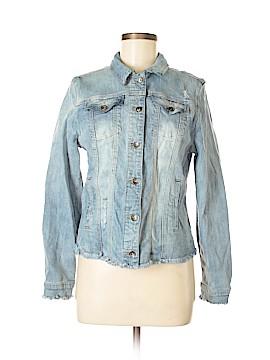 Ruff Hewn Denim Jacket Size M