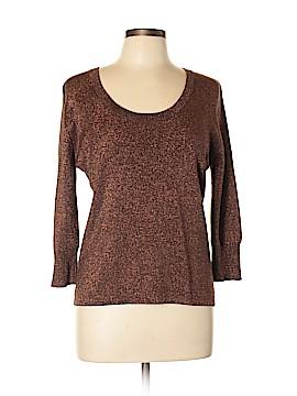Joseph A. Silk Pullover Sweater Size XL