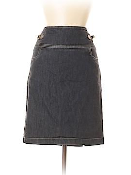 DressBarn Denim Skirt Size 8
