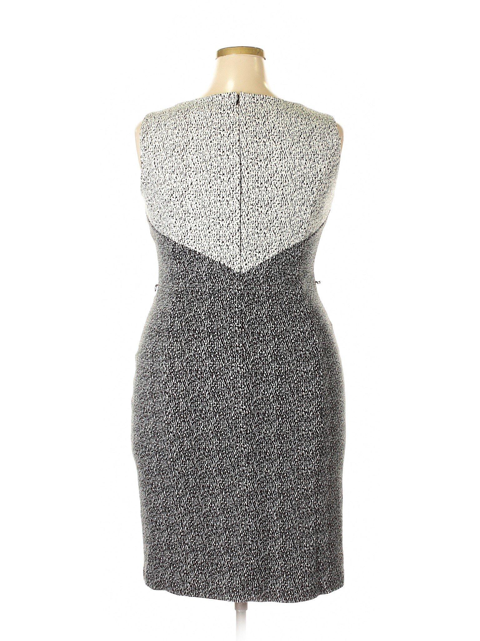 White Casual Dress Selling Black House Market Rxdnzv4q