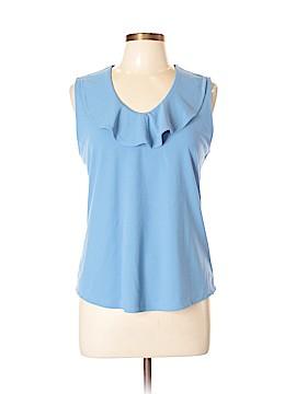 Ann Taylor Factory Sleeveless Blouse Size L (Petite)
