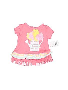 Cutie Pie Short Sleeve Top Size 0-3 mo