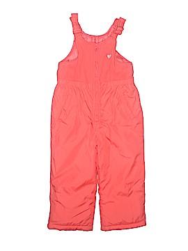 OshKosh B'gosh Snow Pants With Bib Size 4T