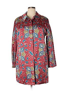 Linda Allard Ellen Tracy Coat Size 18 (Plus)