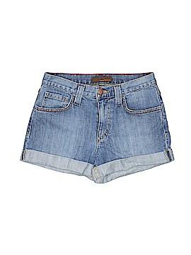 Fossil Denim Shorts 25 Waist