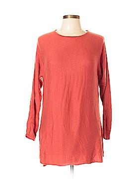 Joan Vass Pullover Sweater Size L (Plus)