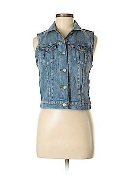 Levi's Denim Vest Size XS