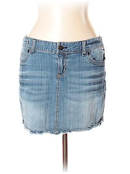 Express Jeans Denim Skirt Size 10