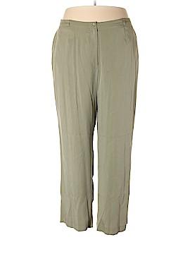 Sigrid Olsen Sport Casual Pants Size 22 (Plus)